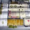 Permanent Link to Mano alzada de espacios interiores