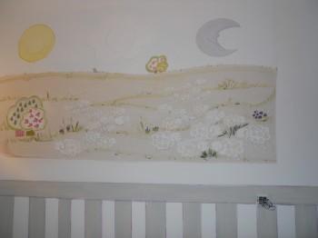 Pintar habitaciones infantiles taller nuria robert i - Tecnicas para pintar una habitacion ...